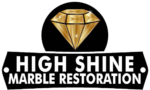 High Shine Marble Restoration